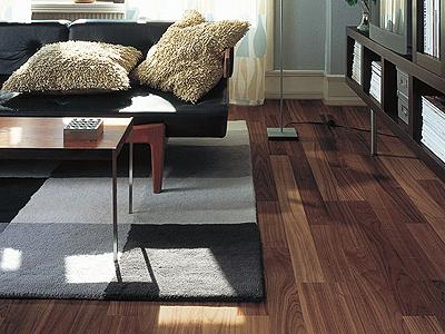 Residential Hardwood Flooring