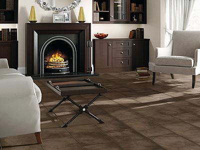 Residential Tile Flooring